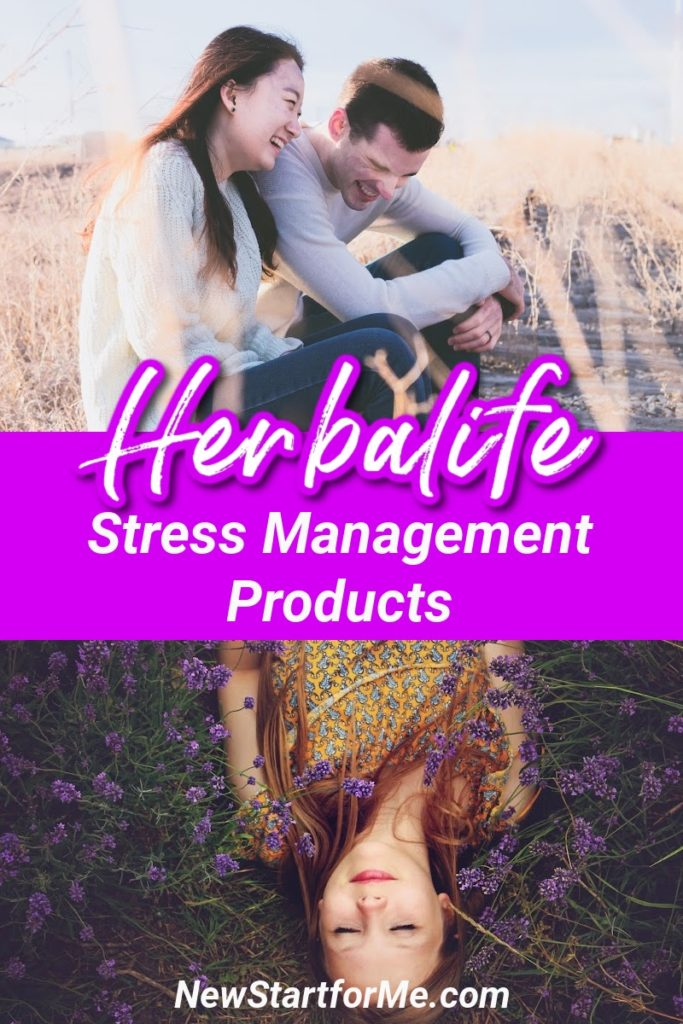 Herbalife stress management products can help you deal with the stress and side effects equally so that you can live healthily.