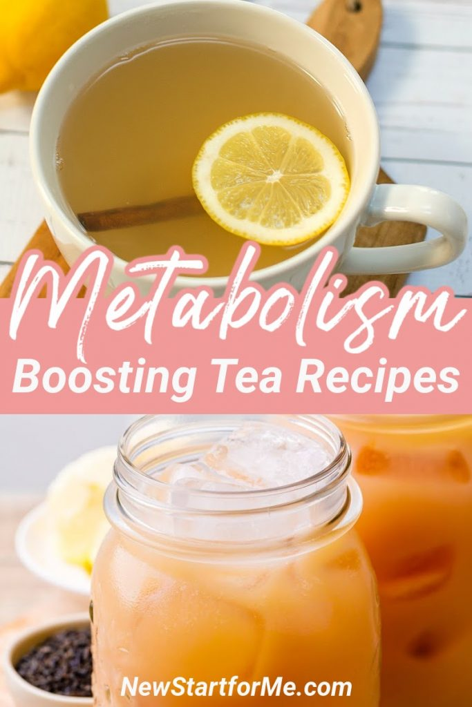 The best metabolism boosting tea recipes employ nutrients to help keep your metabolism working in proper order.