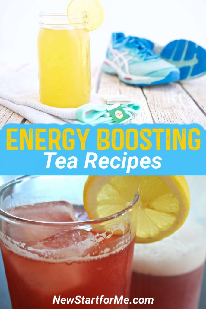 Energy boosting tea recipes help increase energy levels using natural ingredients that are safe and healthy.