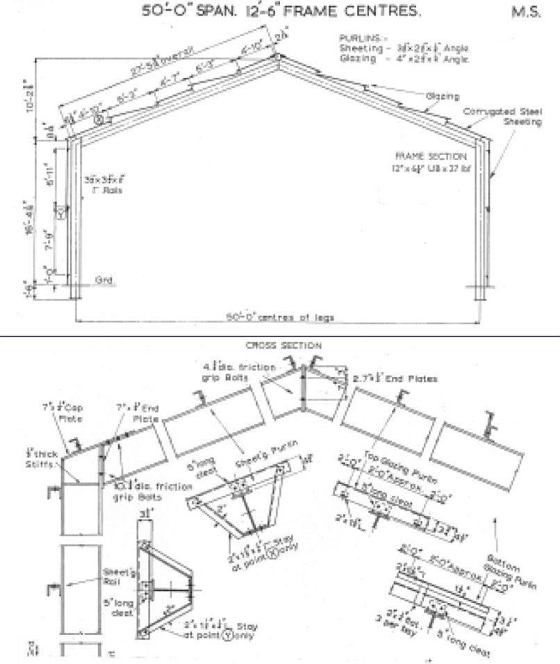 Timber Portal Frame Connections | Frameswalls.org