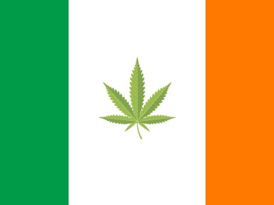 ireland legalise cannabis