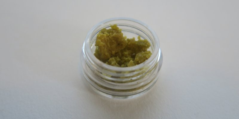Tahoe OG Strain - Wax Concentrate Review