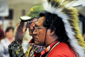 Native Americans are leading the way when it comes to cannabis. Photo: The U.S. Army