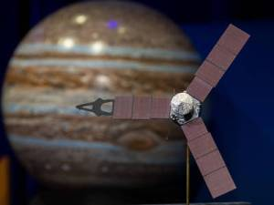 about Jupiter - who will know , if not Juno,