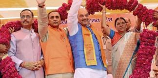 BJP hopes for Vijay in the form of Rupani,