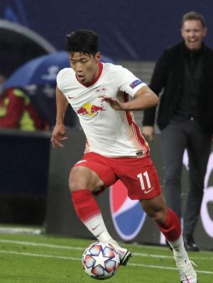 독일 분데스리가 황희찬 4 시즌 2 골