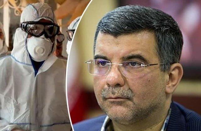İran Sağlık Bakanı Yardımcısı Koronavirüs'e Yakalandı!