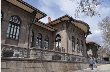 I. TBMM Binası Mimarisi, Tarihçesi (Kurtuluş Savaşı Müzesi)