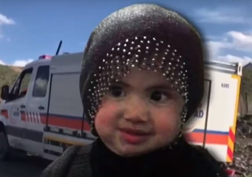 Nurcan Sade Bulundu Mu ? 3 Yaşında ki Nurcan Sade Kars'ta Kayboldu