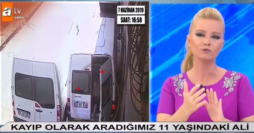 11 Yaşındaki Ali Atabey Ölüme Böyle Gitmiş…!