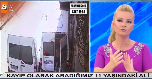 Ali Atabey Güvenlik Kamerası Görüntüleri