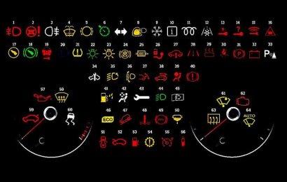 Araç İkaz ve Uyarı Lambaları Neden Yanar ? Araç İkaz Lambalarının Anlamları