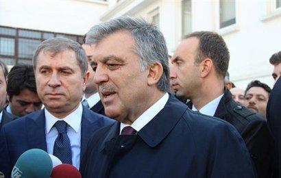 Abdullah Gül'den Yeni KHK'yle İlgili Açıklama
