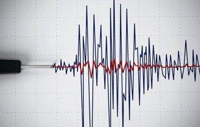 Erzincan'da 4.1 Büyüklüğünde Deprem!