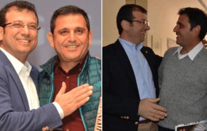 Ekrem İmamoğlu ve Fatih Portakal'ın Arkadaşlığı