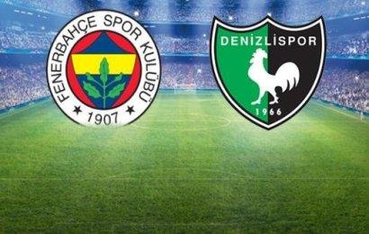 Fenerbahçe Şampiyonlar Ligi İçin Sahaya Çıkıyor…!