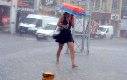 Meteoroloji Uyardı… Yağış Geliyor!