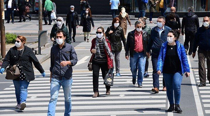 Türkiye 2 Aralık Koronavirüs Verileri Açıklandı.Vaka Artışı Devam Ediyor