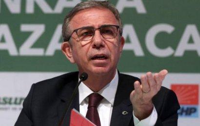 Mansur Yavaş Açıkladı: Ankara'da Tablo Vahim 2,5 Milyarlık Malın Satılması Gerekiyor