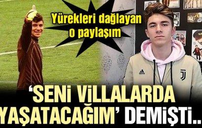 Bursa'da Feci Kazada Hayatını Kaybeden Öğrencinin Yürekleri Yakan Paylaşımı