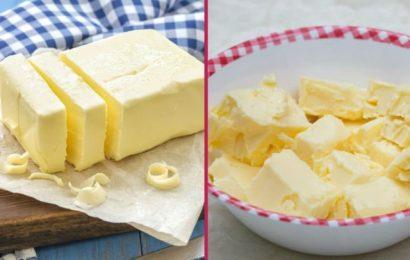 Tereyağı ve Margarin Arasında Ne Fark Var ?