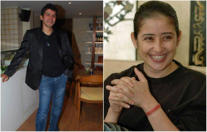 Manisha Koirala Affair
