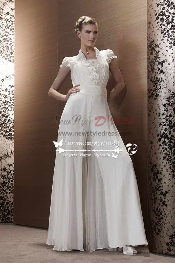 Mother Bride Light Blue Dress