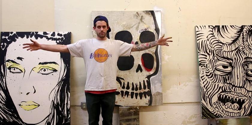 Spencer Elden is an artist