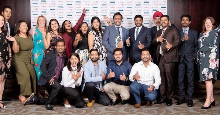 Indian immigrant business, Link2 wins Business Awards