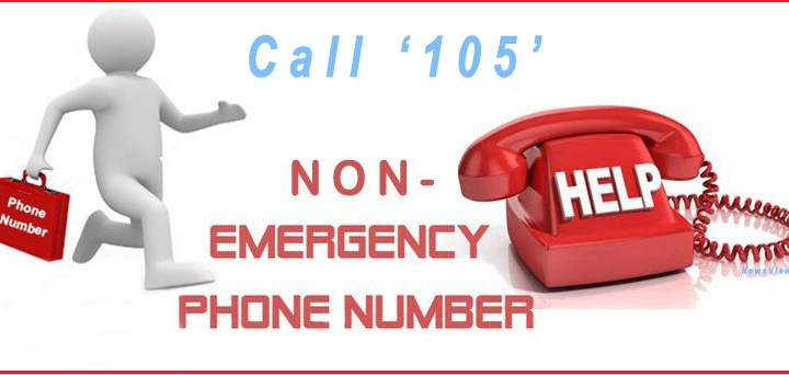 New non-emergency phone number to contact police
