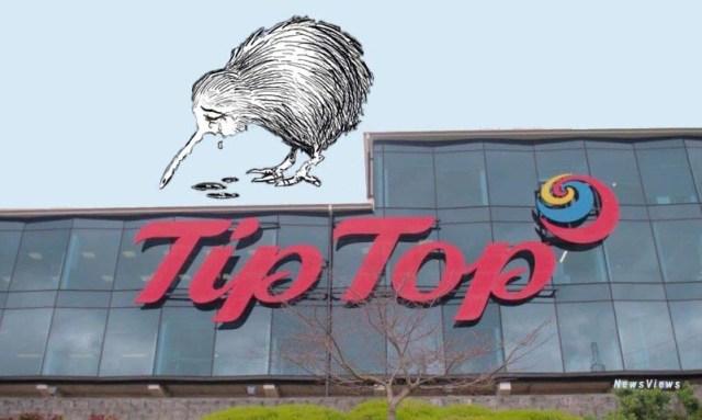 Tip Top sold