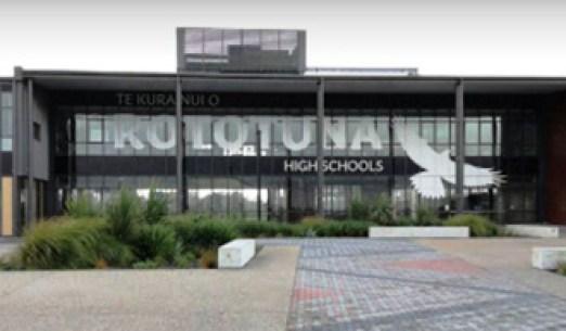 Rototuna High Schools
