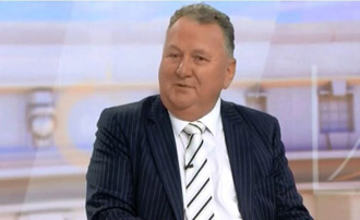 """""""Everyone comes here from New Delhi,"""" says Shane Jones"""