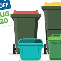 Are you a recycling champion? Fun game to learn bins usage