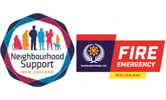 Neighbourhood Support signs pact with Fire & Emergency for safer communities