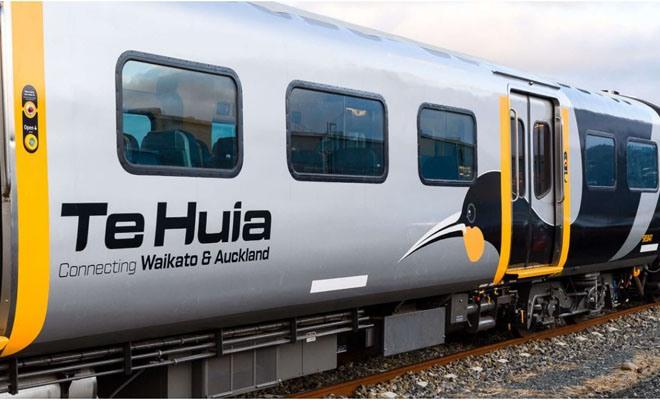 Hamilton-Akl rail service to launch on 6 April