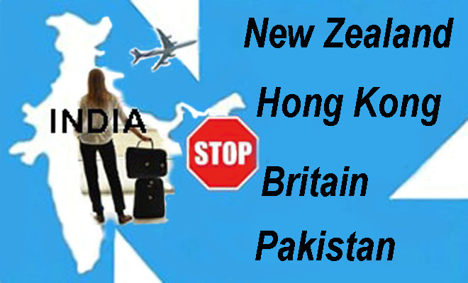 Britain, Hong Kong, Pakistan ban travel from India over Covid concerns