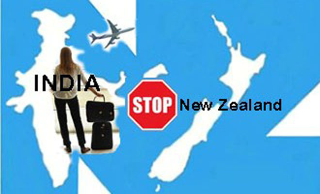 NZ halts travel from India temporarily to curb Covid cases