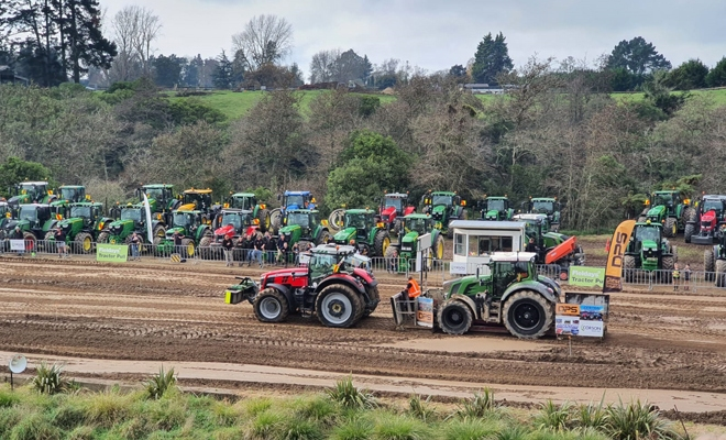 Traffic grids as record number of visitors flock to Fieldays
