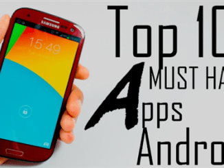 Top 10 Android Apps