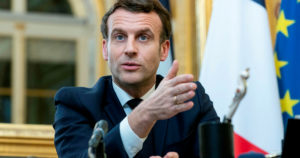 Emmanuel Macron veut un débat sur les drogues