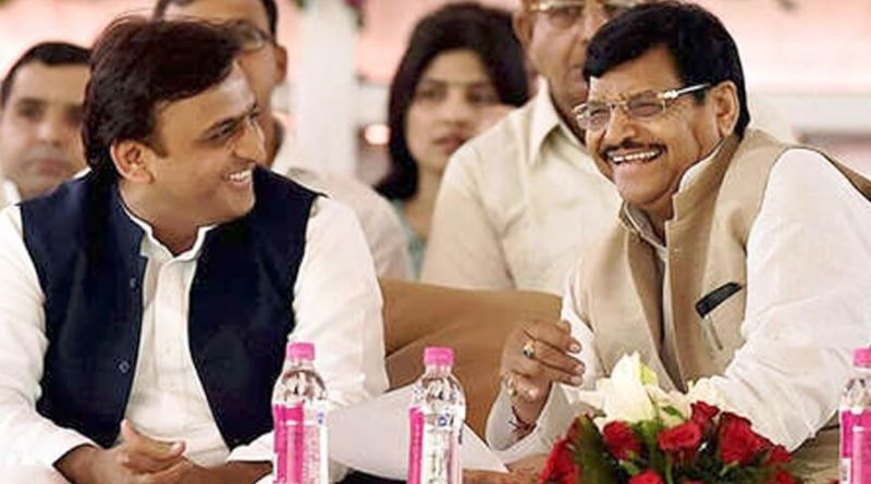 Shivpal-Akhilesh to come together in SP