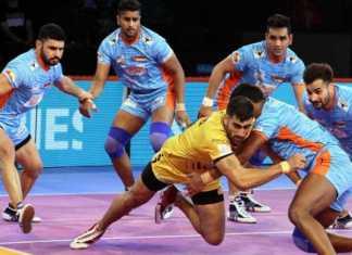 bengal warriors beat telugu titans in pro kabaddi league 2018