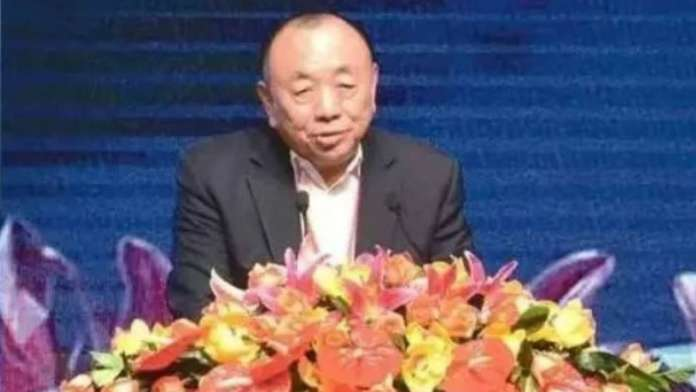 Singapore Business Man Li Xiting