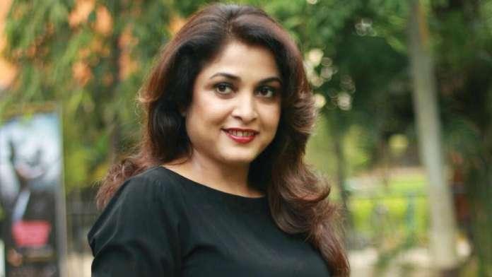 actress-ramya-krishna-enjoying-corona-time-at-home