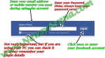 Enter Facebook Account: Facebook Account Login Page