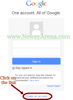 Learn How to Create New Gmail Account (www.Gmail.com) here