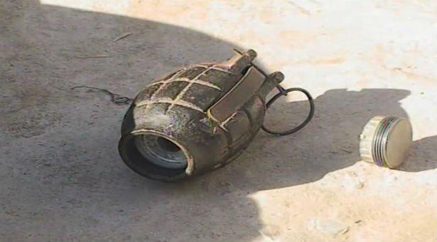 Bannu grenade explosion