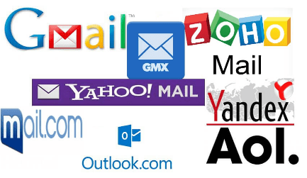 TOP 10 FREE EMAIL SERVICE PROVIDERS