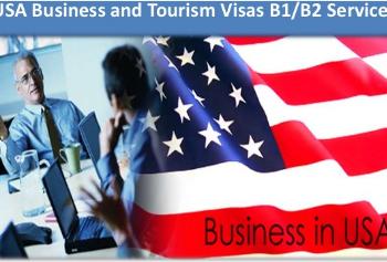 USA B1/B2 Visa